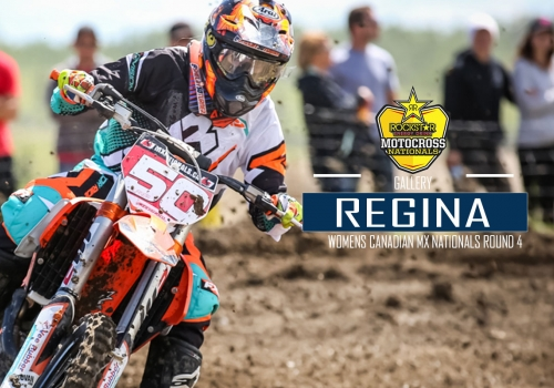 Gallery: Rockstar Energy Motocross Womens Nationals - Regina Round 4