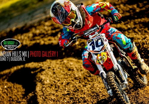 Indian Hills Mid-America Motocross Round 7 | Photo Gallery 1