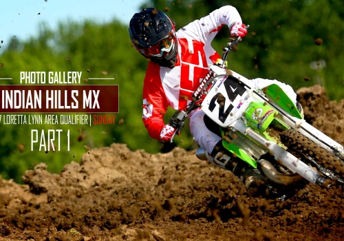 Indian Hills MX Loretta Lynn Area Qualifier Sunday | Photo Gallery 1