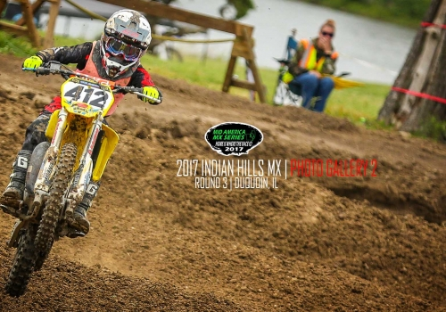 Indian Hills MX Mid-America MX Series RD3 | Photo Gallery 2