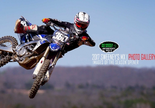 Sweeney's MX Mid-America MX Series RD1 | Photo Gallery