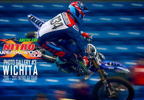 Wichita Nitro Arenacross | Photo Gallery