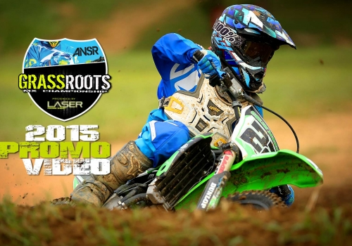 Grassroots MX Championship Promo Video 2015