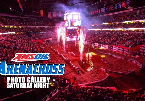 Gallery: Nashville Amsoil Arenacross Race Action