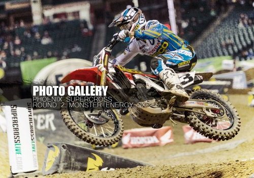 Gallery: Phoenix Supercross