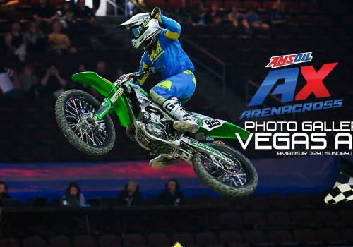 Photo Gallery: Vegas Arenacross Amateur Day